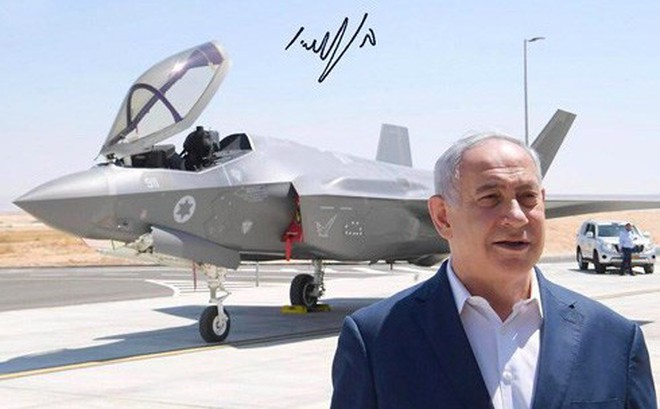 """Bị dọa """"xóa sổ"""" trong 30 phút, Israel khoe tiêm kích đủ sức tiêu diệt cả Iran và Syria"""