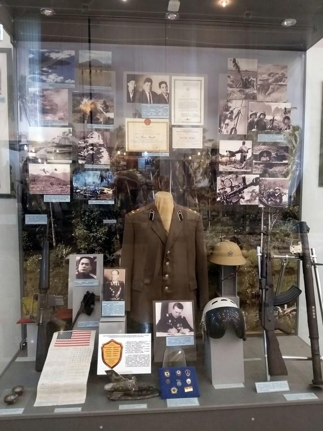 Bảo tàng Nga tôn vinh những người Việt bảo vệ Matxcơva  - Ảnh 1.