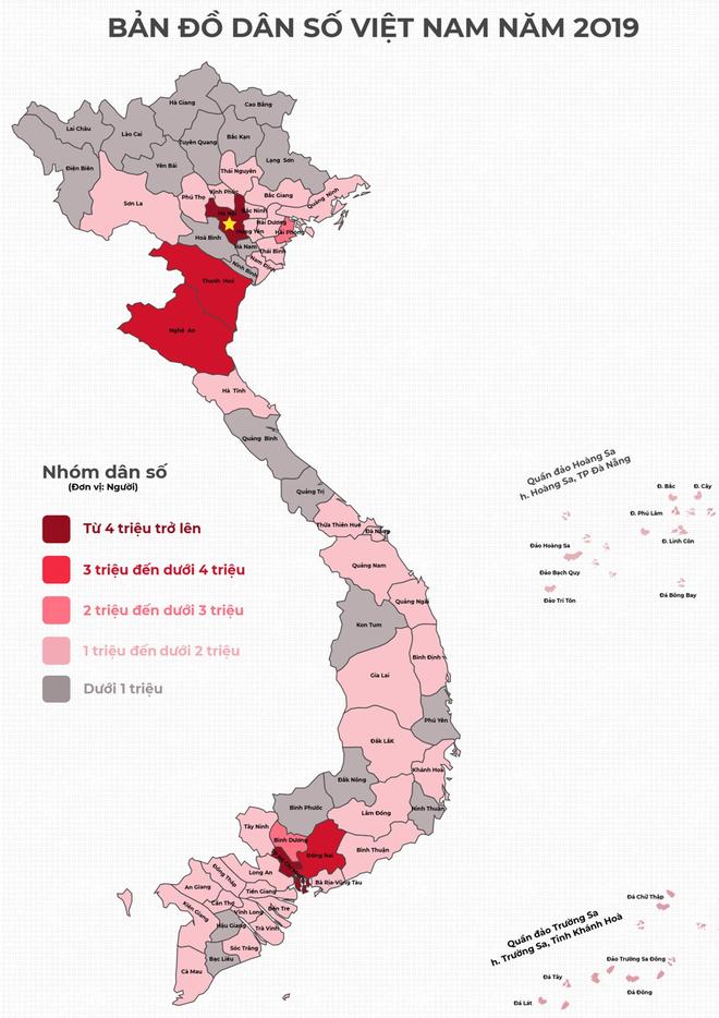 Công bố kết quả Tổng điều tra dân số 2019 - Ảnh 1.