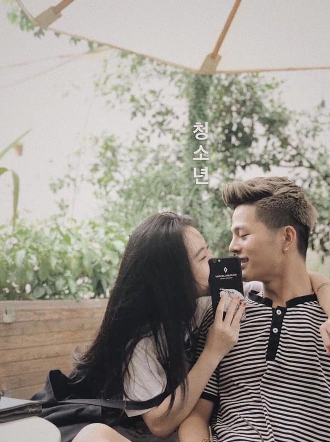 Quang Anh (The Voice Kids) bất ngờ công khai bạn gái sau thời gian giấu kín - Ảnh 1.