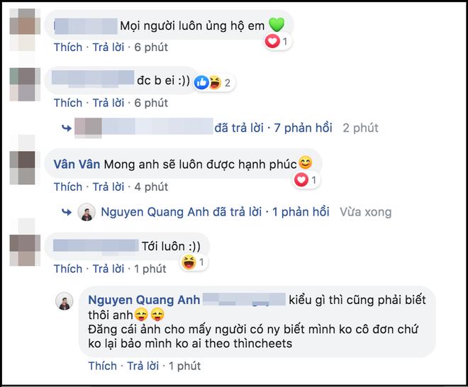 Quang Anh (The Voice Kids) bất ngờ công khai bạn gái sau thời gian giấu kín - Ảnh 2.