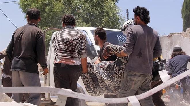 Dù có Nga, chiến dịch đánh Idlib không như ý ông al-Assad - Ảnh 2.