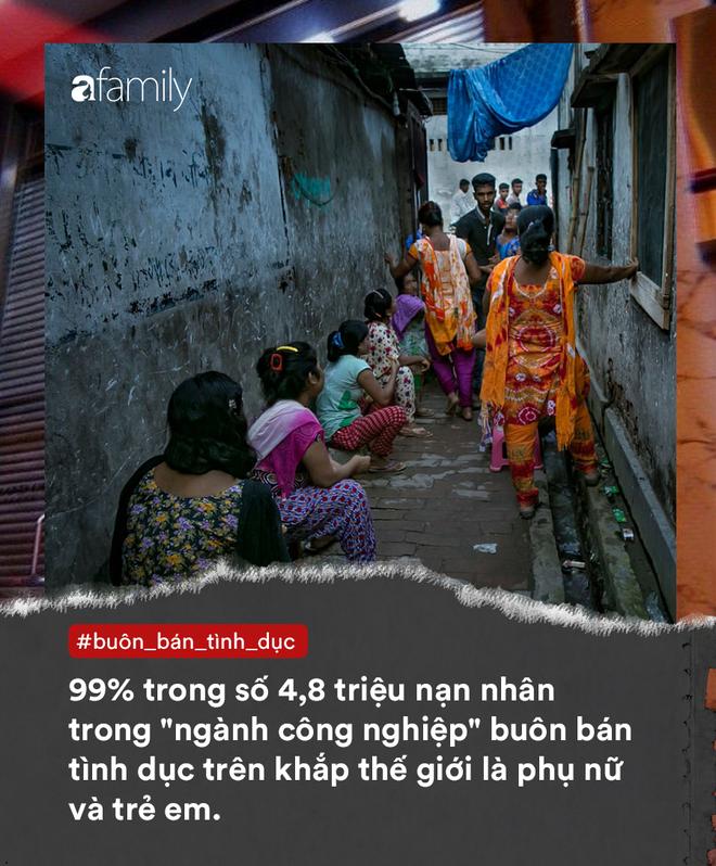Nơi tận cùng khổ đau trên thế giới: Những bé gái bị chồng, người thân bán cho nhà thổ, bị hãm hiếp liên tục trong ngày và những sự thật chua chát khác - Ảnh 4.