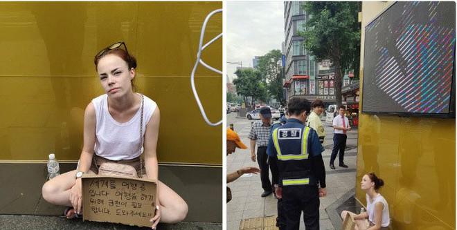 Cô gái xinh đẹp ăn xin trên phố, biết lý do ai cũng bức xúc - ảnh 10