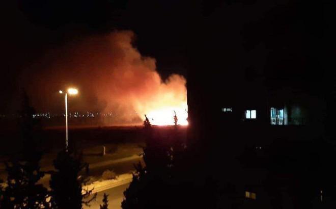 Syria lại rực lửa: Israel tấn công?