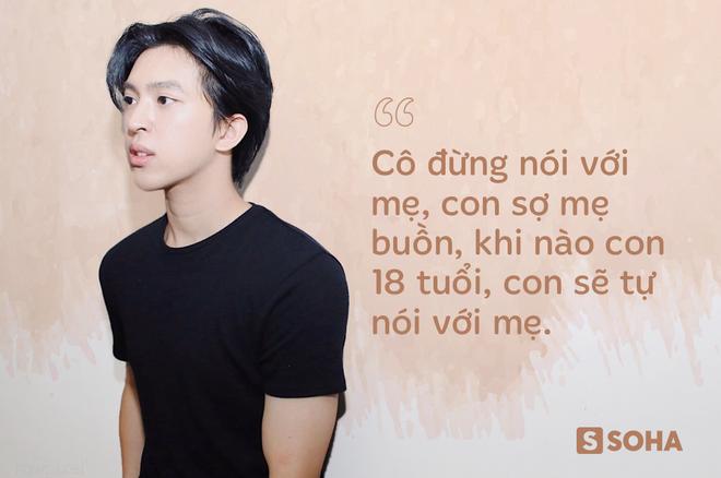 Hoa hậu Thu Hoài: Đồng tính thì sao? Con trai tôi đang tự lập, tự tin và hạnh phúc - ảnh 2