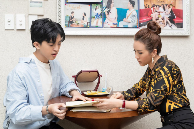 Hoa hậu Thu Hoài: Đồng tính thì sao? Con trai tôi đang tự lập, tự tin và hạnh phúc - ảnh 6