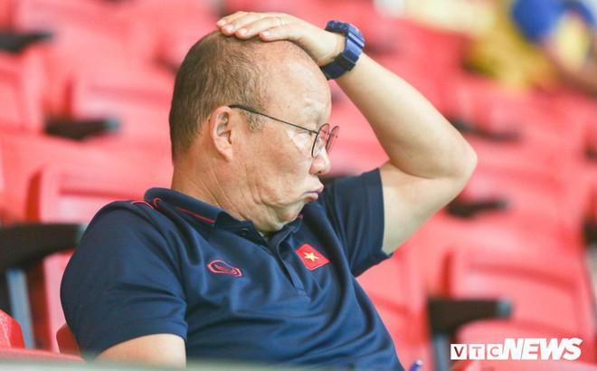 HLV Park Hang Seo và 4 điều rút ra từ đợt tập trung U23 Việt Nam