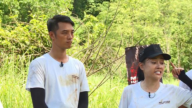 Quỳnh búp bê Phương Oanh gặp nhiều chấn thương khi tham gia gameshow mới - Ảnh 2.