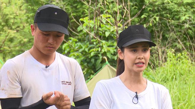 Quỳnh búp bê Phương Oanh gặp nhiều chấn thương khi tham gia gameshow mới - Ảnh 10.