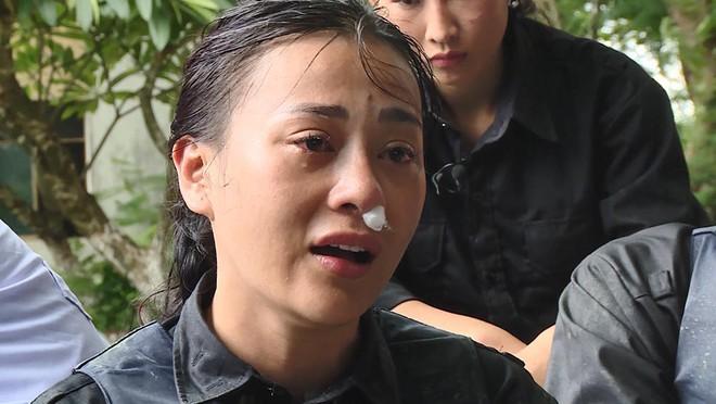 Quỳnh búp bê Phương Oanh gặp nhiều chấn thương khi tham gia gameshow mới - Ảnh 4.