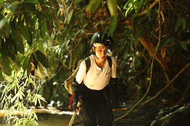 Quỳnh búp bê Phương Oanh gặp nhiều chấn thương khi tham gia gameshow mới - Ảnh 8.