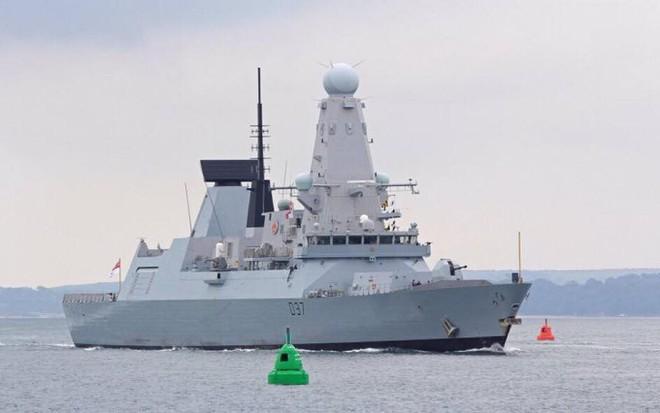 CẬP NHẬT: Thông tin đặc biệt về Iran - Tàu chiến lớn và hiện đại nhất Hải quân Anh cấp tốc áp sát - Ảnh 1.