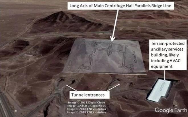 """Iran """"gợi đòn"""" công khai cơ sở hạt nhân: Pháo đài bất khả xâm phạm, vũ khí Mỹ phải bó tay?"""