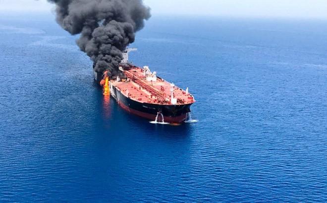 Mỹ 'lôi kéo', Anh từ chối liên minh hộ tống hải quân cho tàu thương mại ở vùng Vịnh