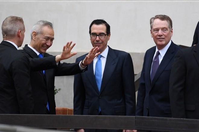 Bất ngờ xuất hiện sau 11 vòng đàm phán, nhân vật khiến Mỹ lo thỏa thuận với Trung Quốc đổ bể - Ảnh 1.