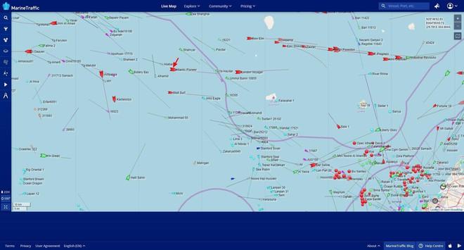 CẬP NHẬT: Thông tin đặc biệt về Iran - Tàu chiến lớn và hiện đại nhất Hải quân Anh cấp tốc áp sát - Ảnh 15.