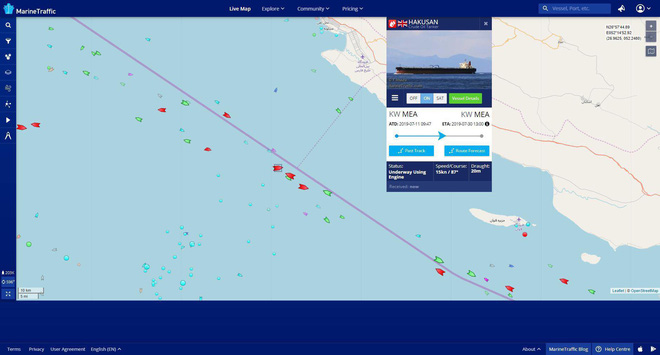 CẬP NHẬT: Thông tin đặc biệt về Iran - Tàu chiến lớn và hiện đại nhất Hải quân Anh cấp tốc áp sát - Ảnh 16.