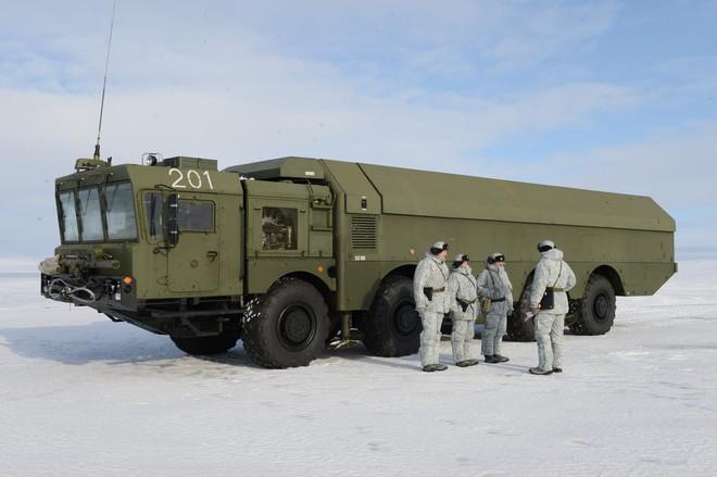 Đại chiến Bắc Cực – Kịch bản nào có thể xảy ra? - Ảnh 1.