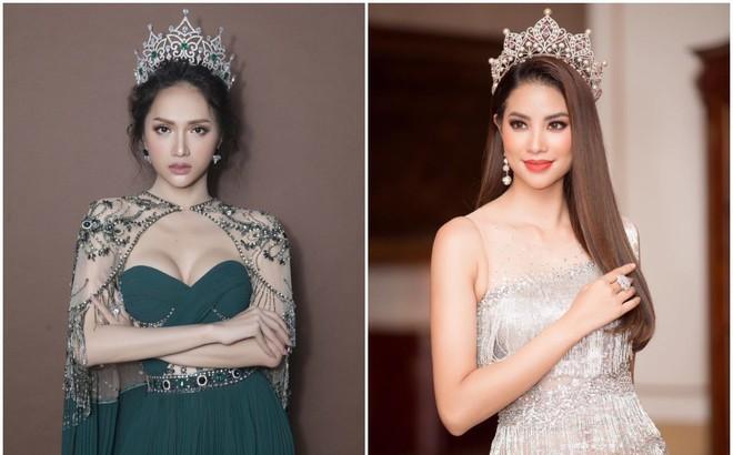 """Được tung hô là """"Hoa hậu Quốc dân"""" nhưng Phạm Hương vẫn không làm được điều này như Hương Giang"""