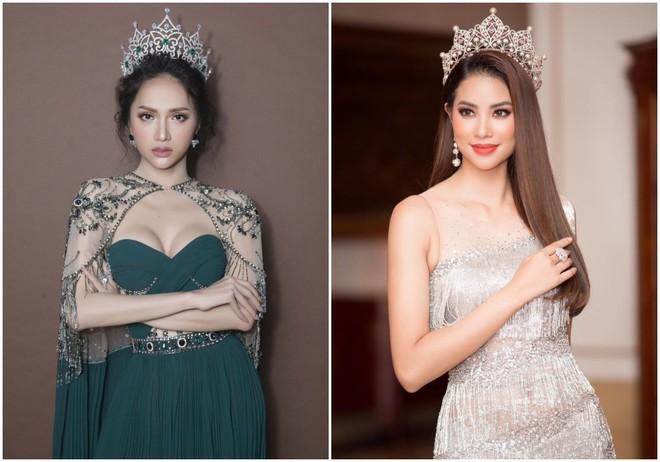 Được tung hô là Hoa hậu Quốc dân nhưng Phạm Hương vẫn không làm được điều này như Hương Giang - Ảnh 5.