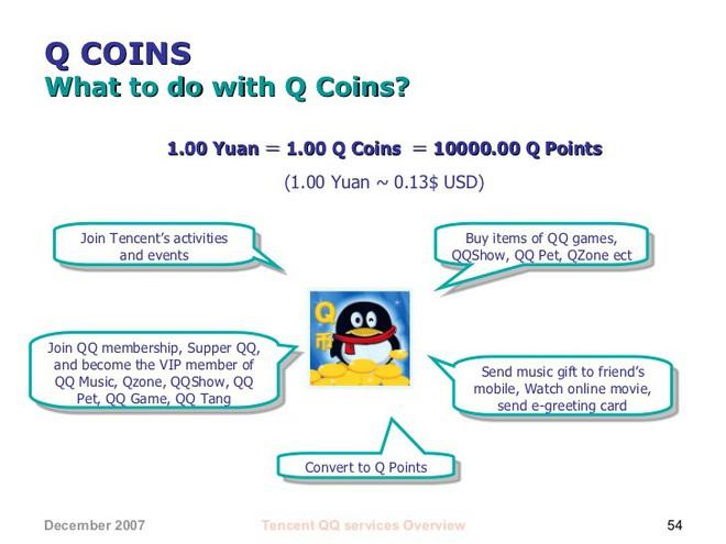 Tiền ảo Libra của Facebook không mới, Trung Quốc và Tencent đã nghĩ ra QQ Coin từ lâu rồi - Ảnh 1.