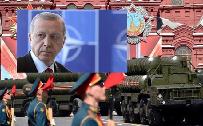 """Nga hạ Mỹ 1-0: Tên lửa S-400 chính thức đến tay người Thổ, TT Trump """"nhịn nhục"""" gả F-35?"""