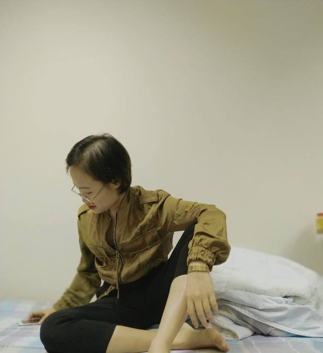 Cô gái 22 tuổi mắc bệnh máu trắng kể về nỗi kinh hoàng chứng kiến giây phút cận tử - Ảnh 2.