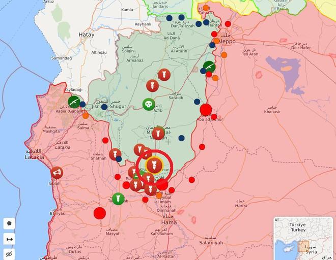 Không quân Nga bất ngờ ồ ạt triển khai chiến đấu cơ mới tới Syria - Dự báo những ngày khốc liệt - Ảnh 5.
