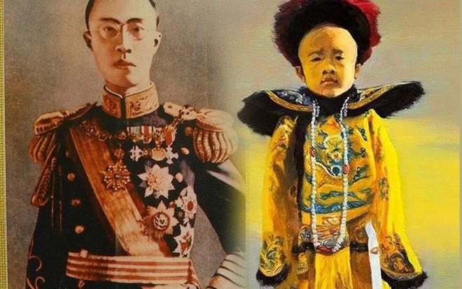 Phổ Nghi lên ngôi vua, cha đẻ nói 1 câu xui xẻo, không ngờ vài năm sau đã thành hiện thực - Ảnh 1.