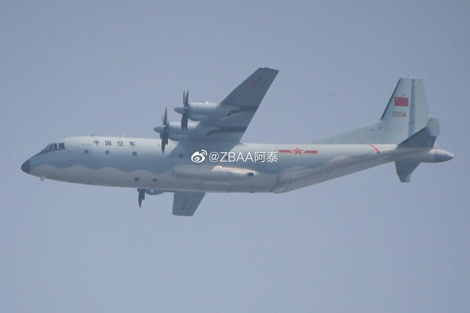 Không quân Trung Quốc biểu dương lực lượng hoành tráng trước lễ duyệt binh - ảnh 8