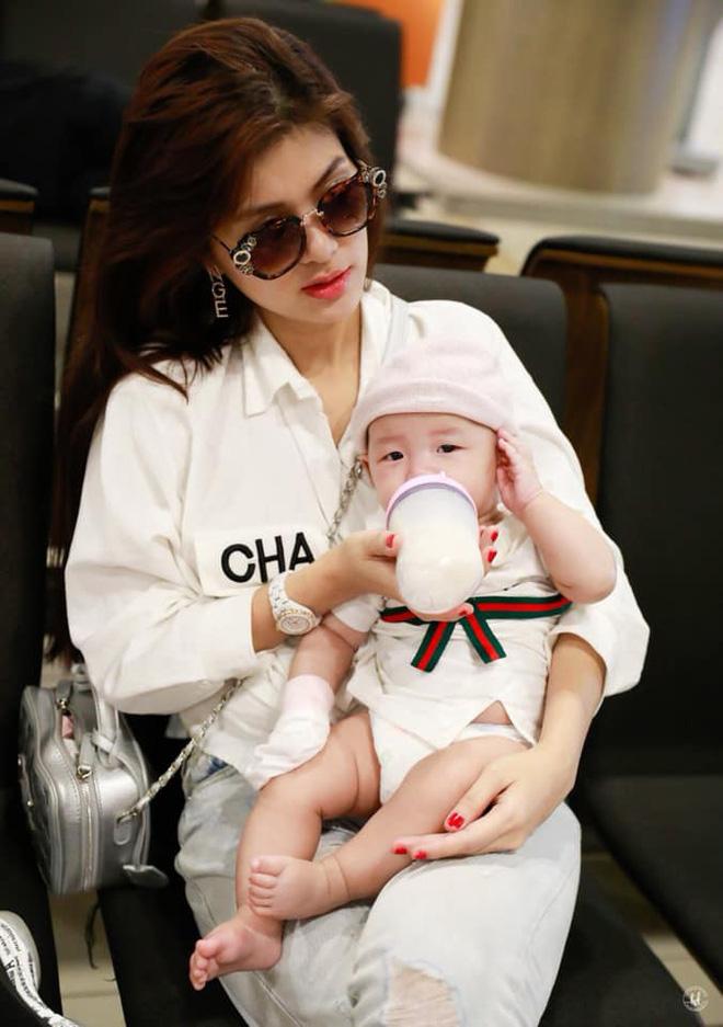 Hoa hậu Việt: 33 tuổi 5 lần sinh nở, hạnh phúc khoe được bạn trai tặng nhà hơn 100 tỷ - ảnh 7