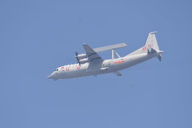 Không quân Trung Quốc biểu dương lực lượng hoành tráng trước lễ duyệt binh - ảnh 10