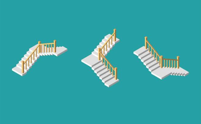 Chọn chiếc cầu thang bạn thích nhất để tìm ra con đường mà mình nên đi trong tương lai