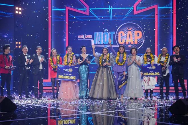 Lan cave Thanh Hương đoạt giải quán quân Trời sinh một cặp mùa 3 - Ảnh 8.