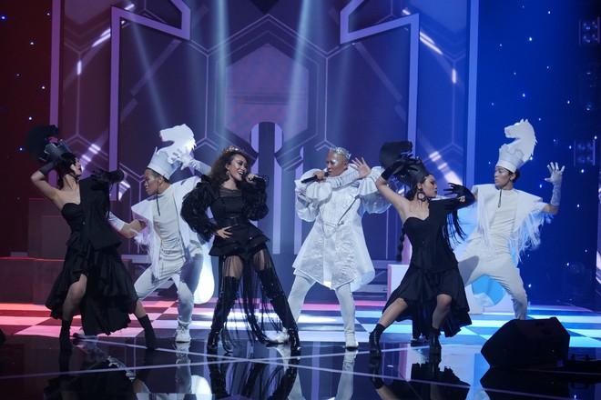 Lan cave Thanh Hương đoạt giải quán quân Trời sinh một cặp mùa 3 - Ảnh 4.