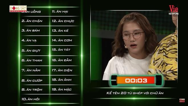 Hot girl Midu gây bất ngờ vì kiến thức đáng nể khi tham gia gameshow truyền hình - Ảnh 3.