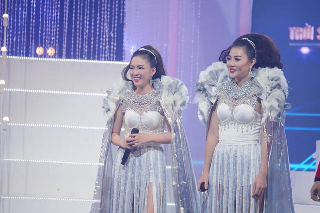 Lan cave Thanh Hương đoạt giải quán quân Trời sinh một cặp mùa 3 - Ảnh 1.