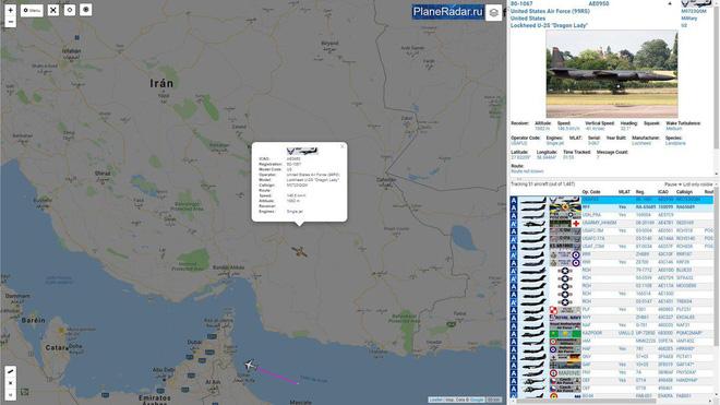 Anh ra điều kiện thả tàu dầu Iran, Mỹ cho máy bay trinh sát tối tân xâm nhập - Sắp có biến lớn? - Ảnh 7.