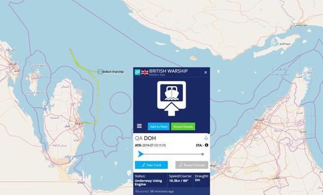 Anh ra điều kiện thả tàu dầu Iran, Mỹ cho máy bay trinh sát tối tân xâm nhập - Sắp có biến lớn? - Ảnh 3.