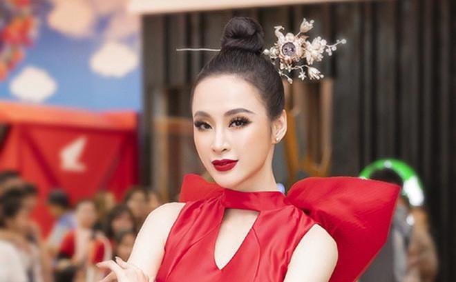 """Angela Phương Trinh xuất hiện rạng rỡ sau thời gian """"ở ẩn"""""""