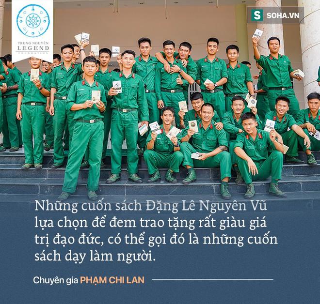 Những sáng tạo của Đặng Lê Nguyên Vũ và góc nhìn của chuyên gia kinh tế Phạm Chi Lan - Ảnh 2.