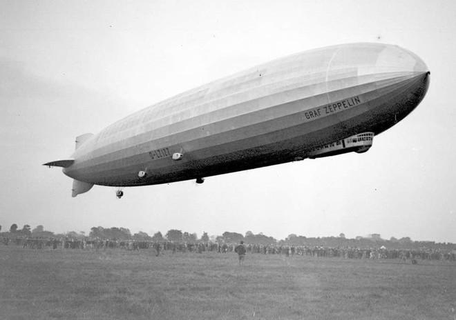 Tiềm năng không giới hạn của khinh khí cầu trong quân sự - Ảnh 1.