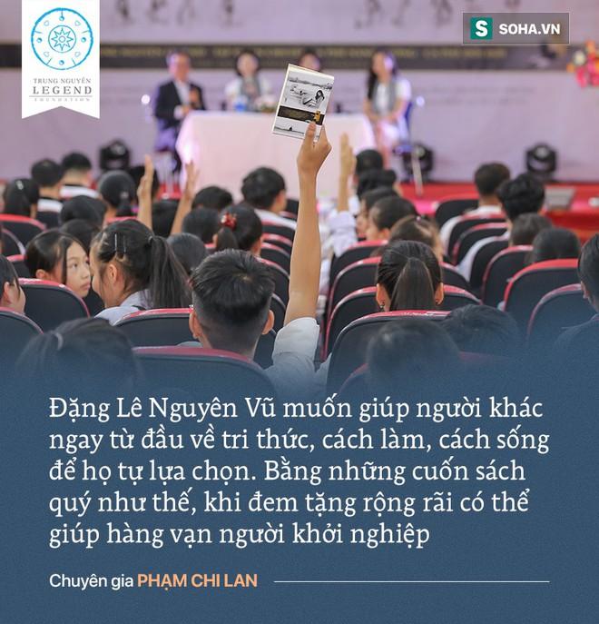 Những sáng tạo của Đặng Lê Nguyên Vũ và góc nhìn của chuyên gia kinh tế Phạm Chi Lan - Ảnh 4.