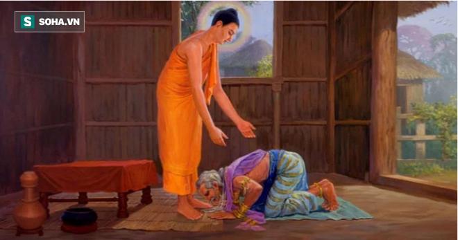 Bị nhổ nước bọt vào mặt, Đức Phật chỉ nói đúng 1 câu khiến các môn đồ sững sờ - Ảnh 2.