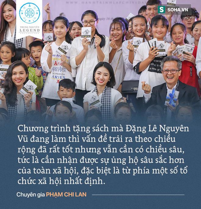 Những sáng tạo của Đặng Lê Nguyên Vũ và góc nhìn của chuyên gia kinh tế Phạm Chi Lan - Ảnh 8.