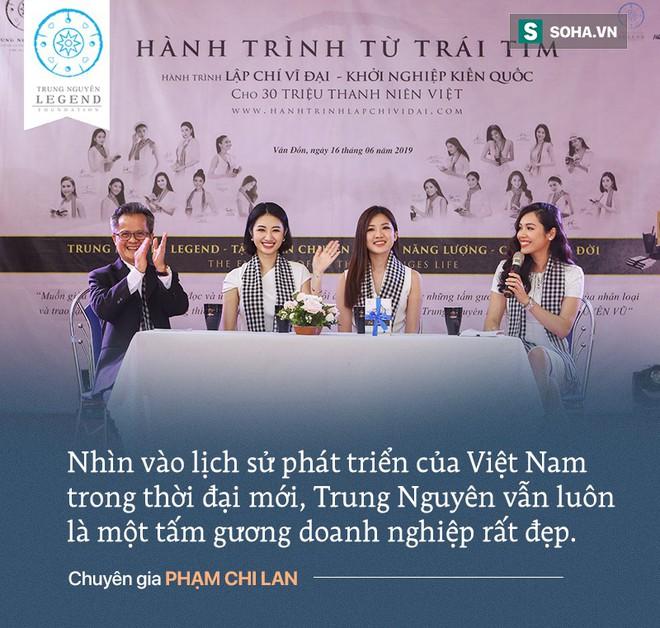 Những sáng tạo của Đặng Lê Nguyên Vũ và góc nhìn của chuyên gia kinh tế Phạm Chi Lan - Ảnh 11.