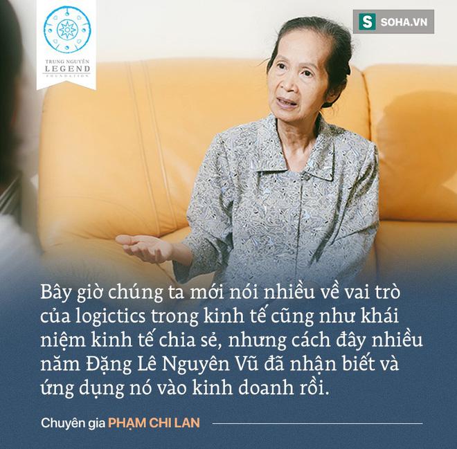 Câu chuyện 'để đời' của Đặng Lê Nguyên Vũ và đúc kết của bà Phạm Chi Lan về các thế hệ doanh nhân - Ảnh 2.