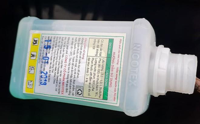Gia đình ở Phú Thọ tố bị bỏ thuốc sâu vào bồn nước, 3 người phải đi cấp cứu