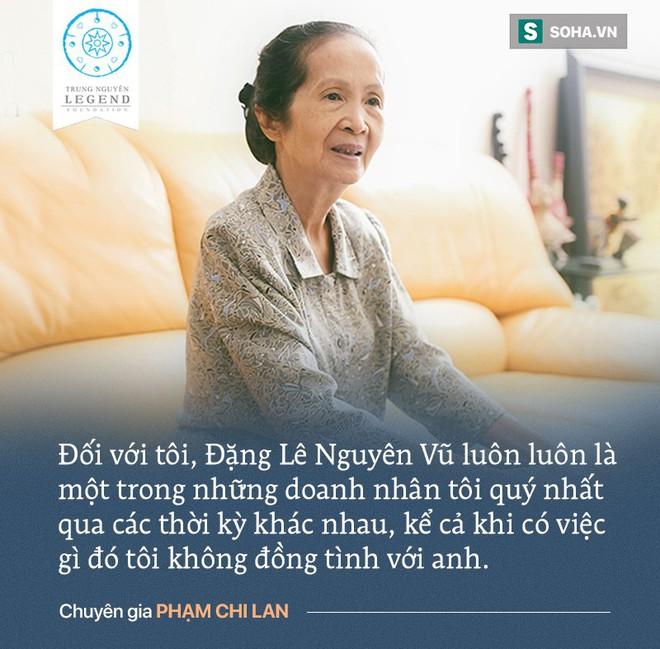 Câu chuyện 'để đời' của Đặng Lê Nguyên Vũ và đúc kết của bà Phạm Chi Lan về các thế hệ doanh nhân - Ảnh 7.
